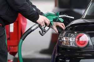 Petrol costs on Continent